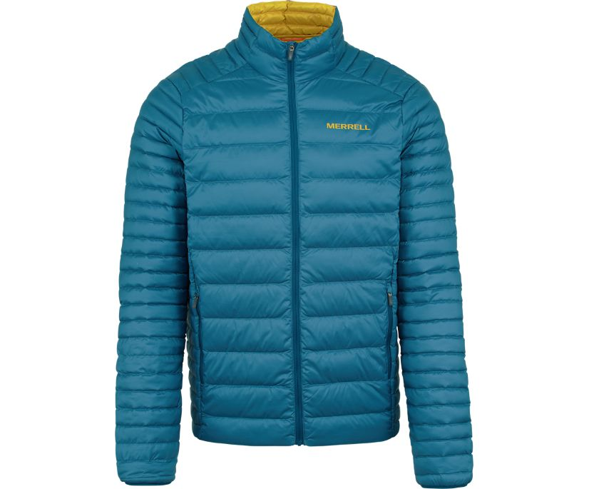 Ridgevent™ Thermo Jacket, Sailor Blue, dynamic