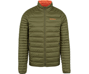 Ridgevent Thermo Jacket, Dusty Olive, dynamic