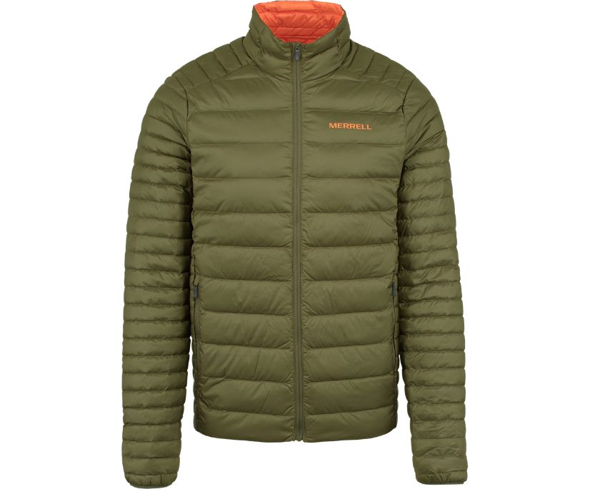 Ridgevent™ Thermo Jacket, Dusty Olive, dynamic