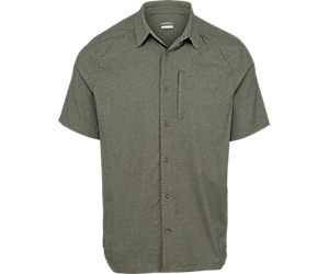 Sanford Short Sleeve Button Down, Boulder, dynamic
