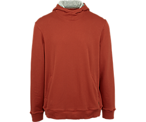 Trailhead French Terry Pullover Hoody, Bossa Nova, dynamic