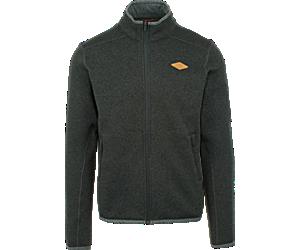 Trailhead Sweater Knit Full Zip, Asphalt, dynamic