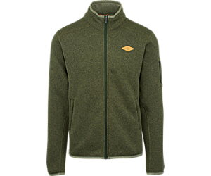 Trailhead Sweater Knit Full Zip, Mountain View, dynamic