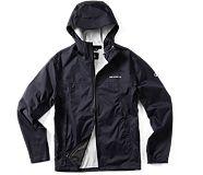 Fallon Rain Jacket, Black, dynamic