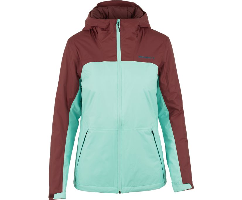 Fallon 4.0 Insulated Jacket, Syrah, dynamic
