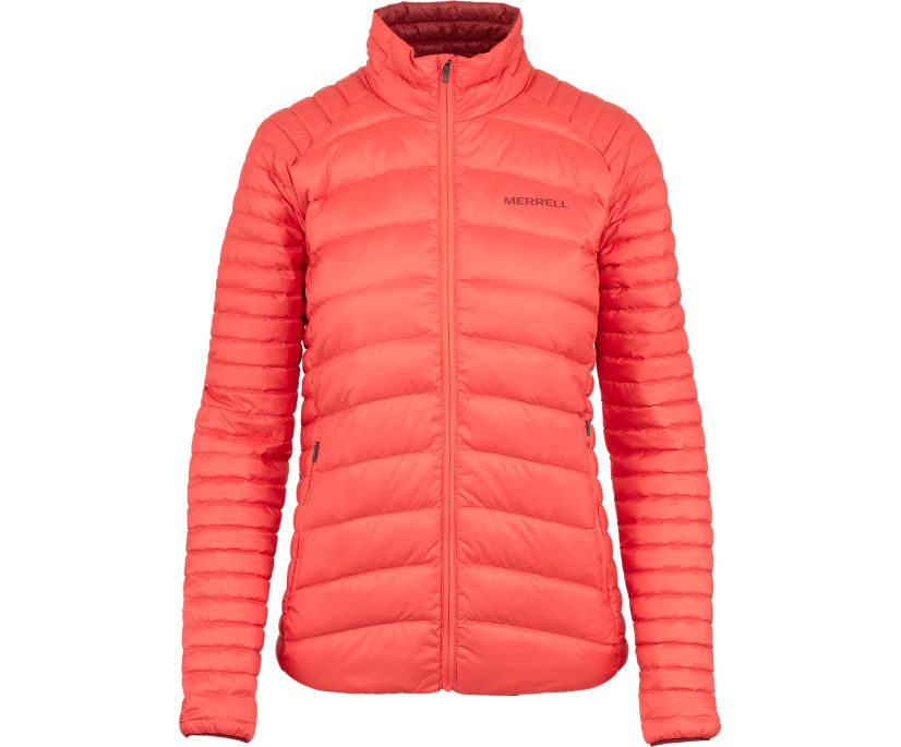 Ridgevent™ Thermo Jacket, Hot Coral, dynamic