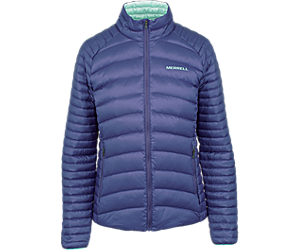 Ridgevent™ Thermo Jacket, Twilight Purple, dynamic