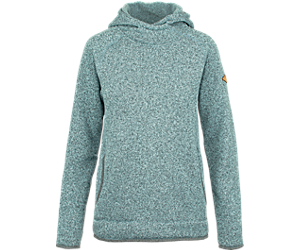 Trailhead Sweater Pullover Hoodie, Bluestone, dynamic