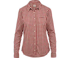 Trailhead Long Sleeve Flannel, Rose Smoke, dynamic
