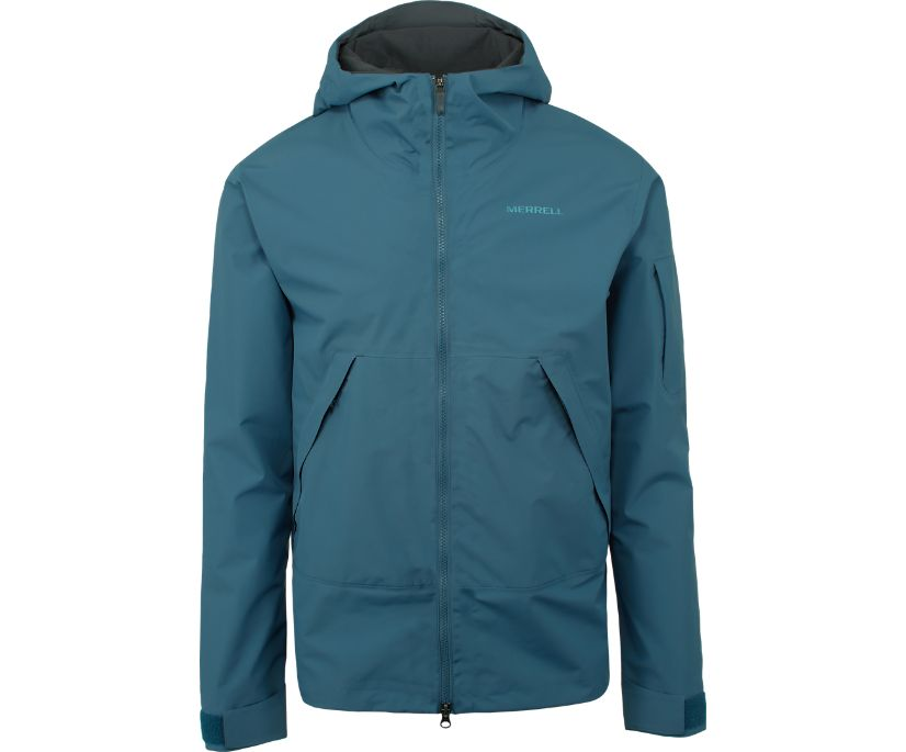 Voyager II Jacket, Bering Sea, dynamic