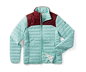 Entrada Insulated Jacket, Eggshell Blue, dynamic