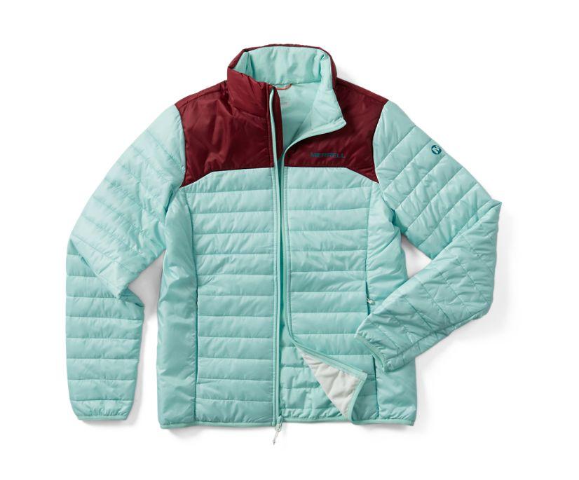 Entrada Insulated Jacket, Eggshell Blue, dynamic