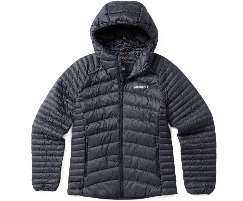 Ridgevent™ Thermo Hoody, Black, dynamic