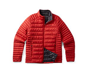 Ridgevent Thermo Jacket, Barbados Cherry, dynamic