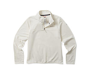 Terrain Geotex 1/4 Zip, Chalk, dynamic