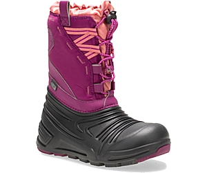 Snow Quest Lite 2.0 Waterproof Boot, Berry, dynamic