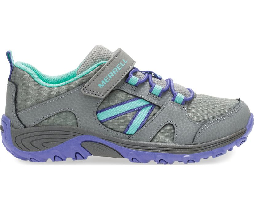 Outback Low Sneaker, Grey/Multi, dynamic