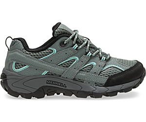 Moab 2 Low Lace Shoe, Sedona Sage, dynamic