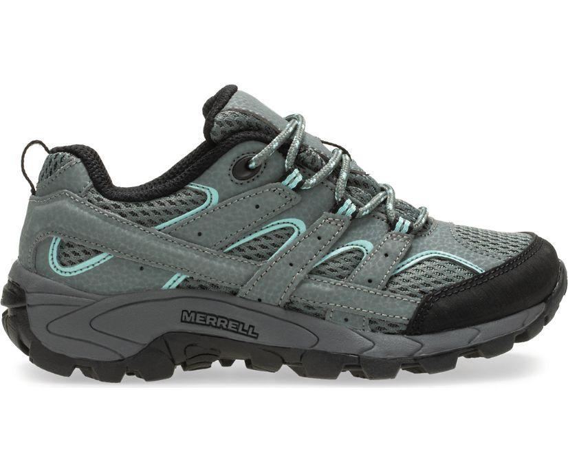 Moab 2 Low Lace Shoe, Sedona Sage, dynamic
