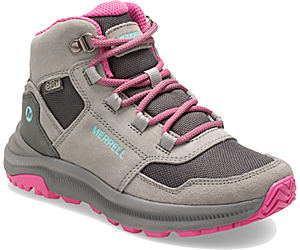 Ontario 85 Waterproof, Grey/Pink, dynamic