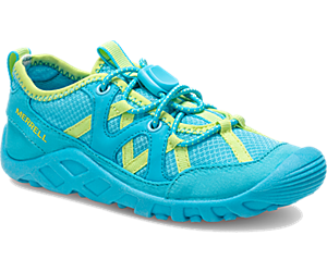 Hydro Cove Shoe, Turquoise, dynamic