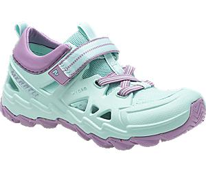 Hydro 2.0 Sneaker Sandal, Turquoise/Purple, dynamic