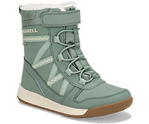 Snow Crush 2.0 Waterproof Boot, Laurel, dynamic