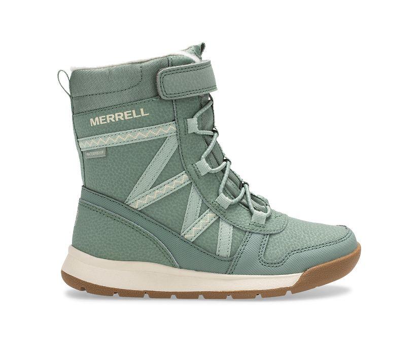 Snow Crush 2.0 Waterproof Boot, Laurel, dynamic