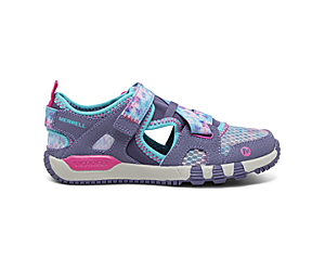 Hydro Free Roam Monarch Sandal, Purple/Multi, dynamic