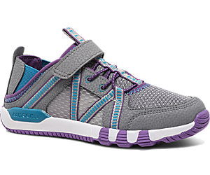 Hydro Free Roam Sandal, Grey/Purple, dynamic