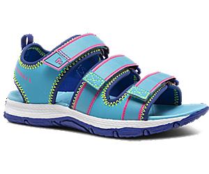 Hydro Creek Sandal, Turquoise, dynamic