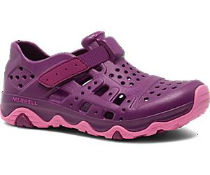 Hydro Canyon Sandal, Berry/Pink, dynamic