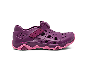 Hydro Canyon Sandal, Berry/Pink, dynamic
