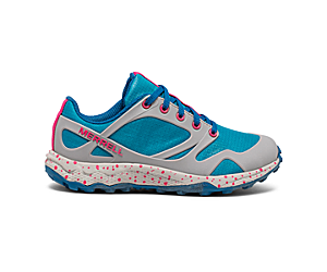 Altalight Low Shoe, Grey/Turquoise, dynamic