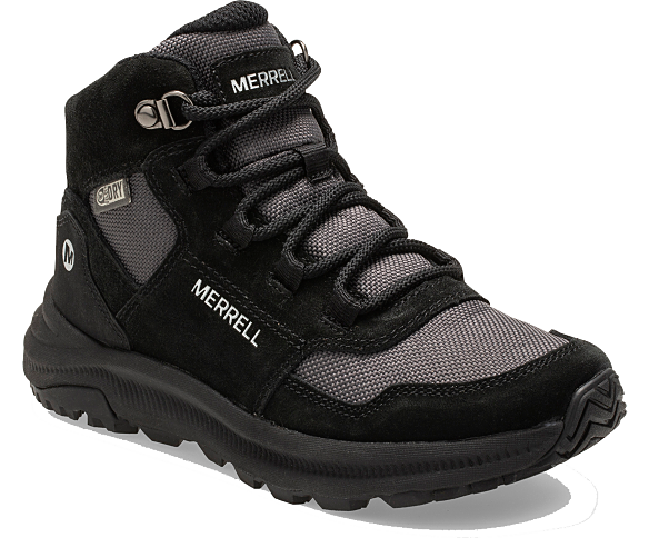 Ontario 85 Waterproof, Black, dynamic