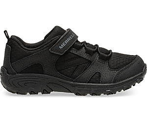 Outback Low Sneaker, Black/Black, dynamic