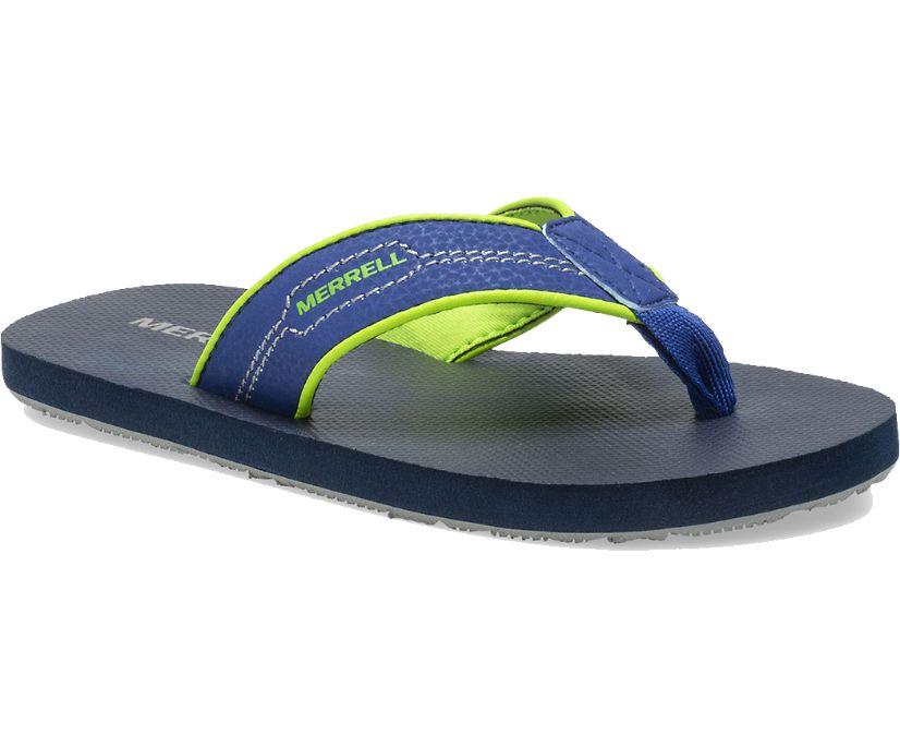 Hydro Flip Sandal, Navy, dynamic