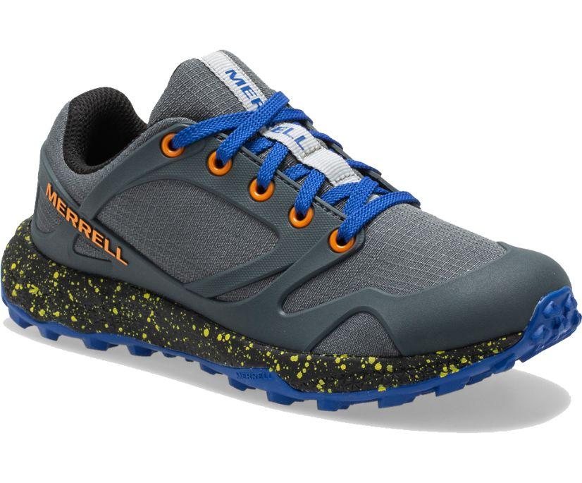 Altalight Low Shoe, Grey/Orange, dynamic