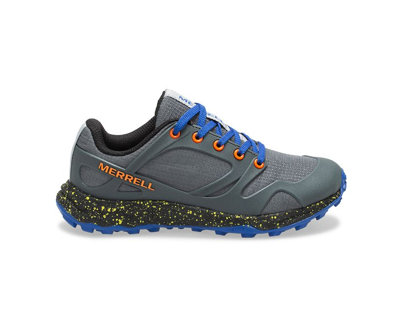 Altalight Low Shoe, Grey/Orange, dynamic