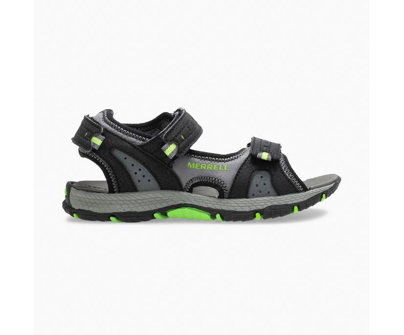 Panther Sandal 2.0, Black, dynamic