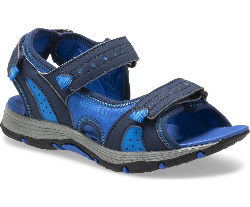 Panther Sandal 2.0, Navy, dynamic