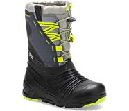 Snow Quest Lite 2.0 Waterproof Boot, Grey/Citron, dynamic