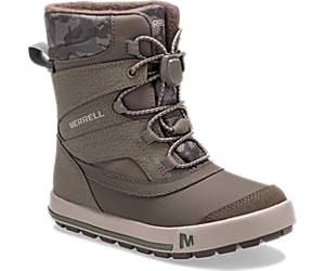 Snow Bank 2.0 Boot, Gunsmoke/Camo, dynamic
