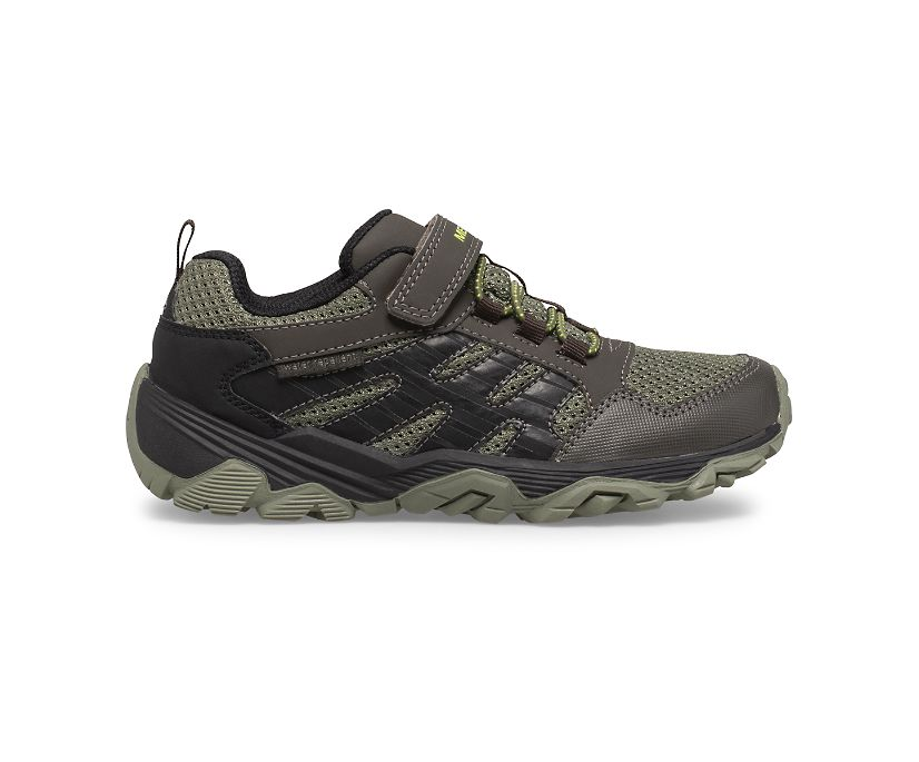 Moab Voyager Low A/C Shoes, Olive, dynamic