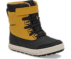 Snow Storm Waterproof Boot, Wheat, dynamic