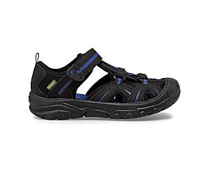 Hydro Sandal, Black, dynamic