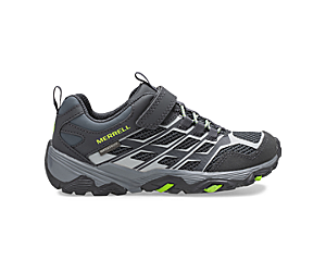 Moab FST Low A/C Waterproof Sneaker, Storm, dynamic
