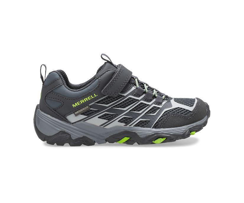 Moab FST Low A/C Waterproof Sneaker, Storm, dynamic