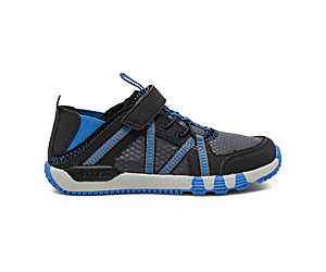 Hydro Free Roam Sandal, Black/Blue, dynamic