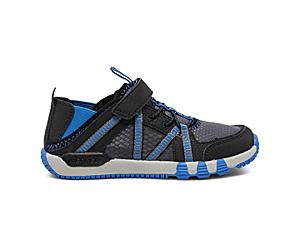 Hydro Free Roam Sandal, Black/Blue, dynamic